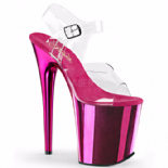 Sandalo Pleaser Flamingo-808/C/HPCH